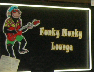 The Funky Munky Lounge